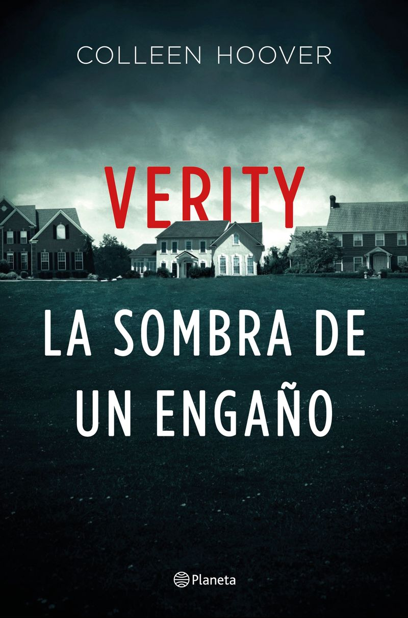 Verity - La Sombra De Un Engaño - Colleen Hoover