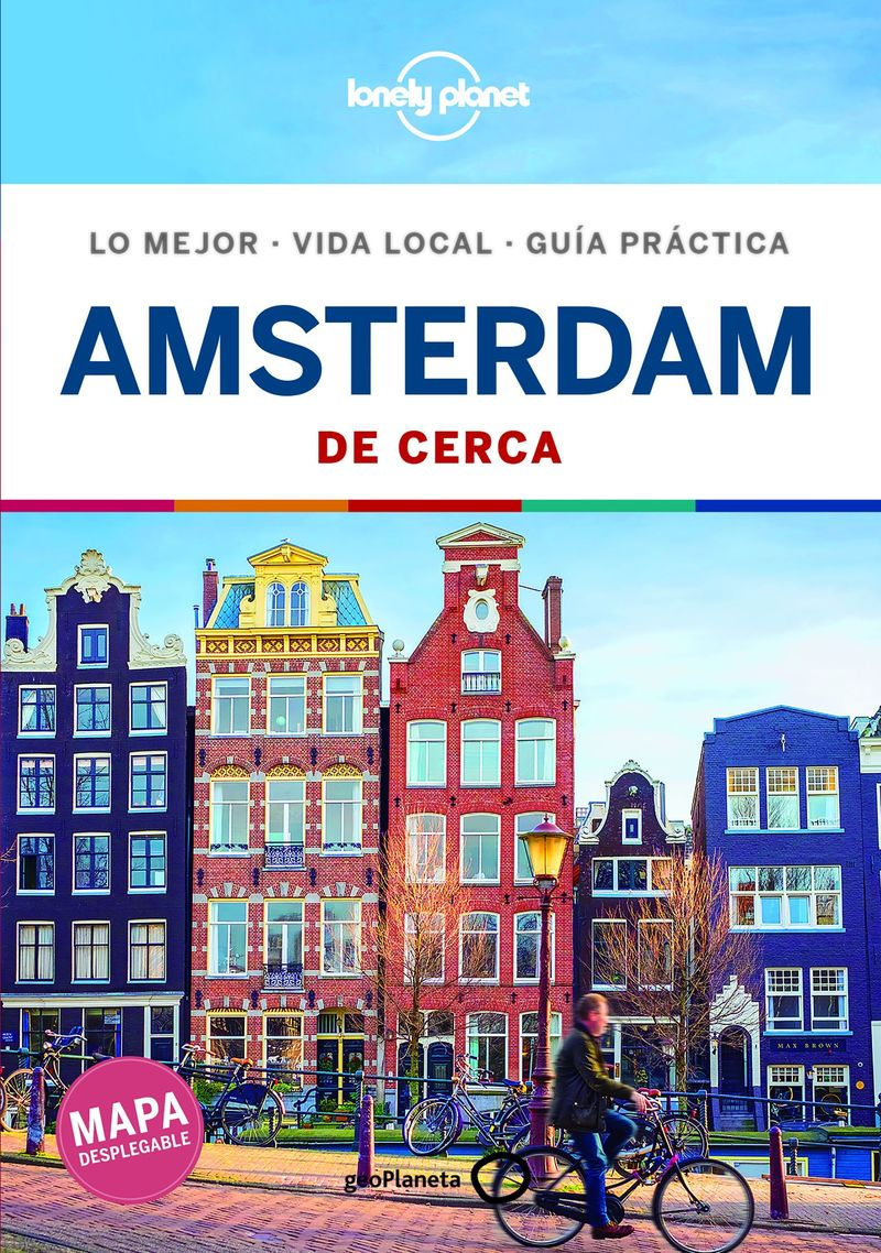AMSTERDAM 5 - DE CERCA (LONELY PLANET)