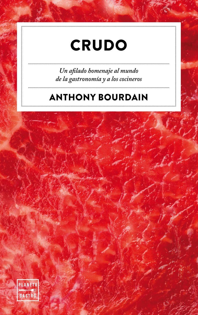 Crudo - Anthony Bourdain