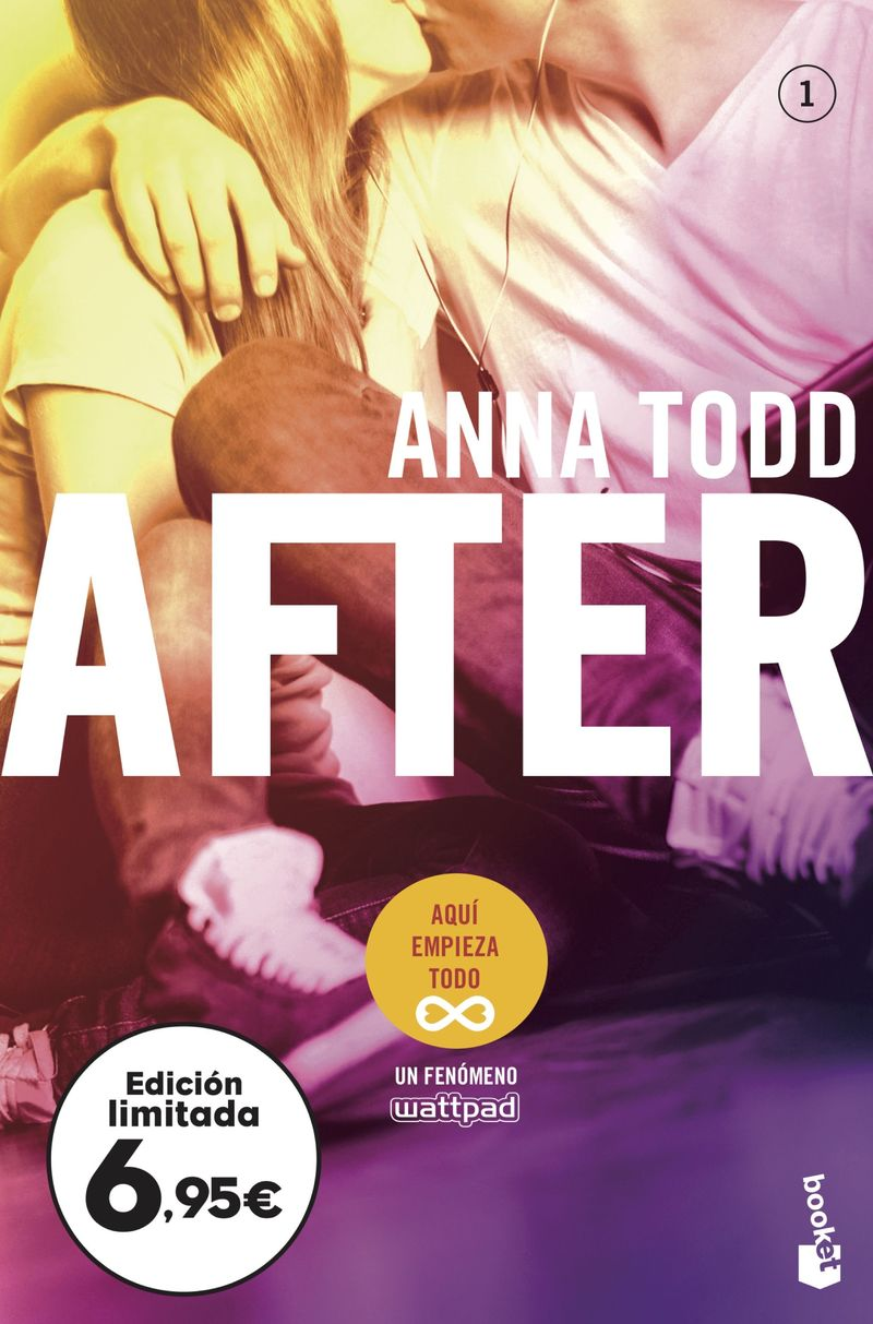 After (serie After 1) - Anna Tood