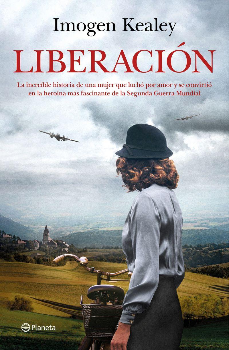 Liberacion - Imogen Kealey