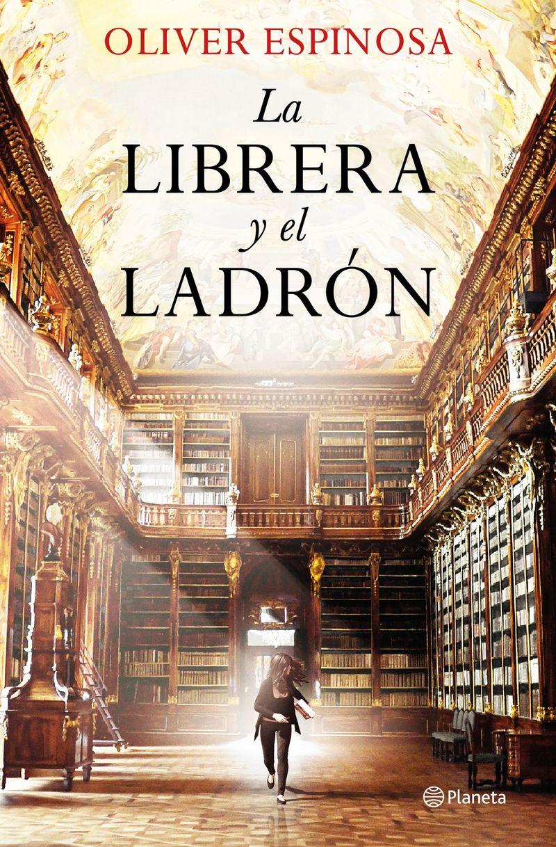 La librera y el ladron - Oliver Espinosa