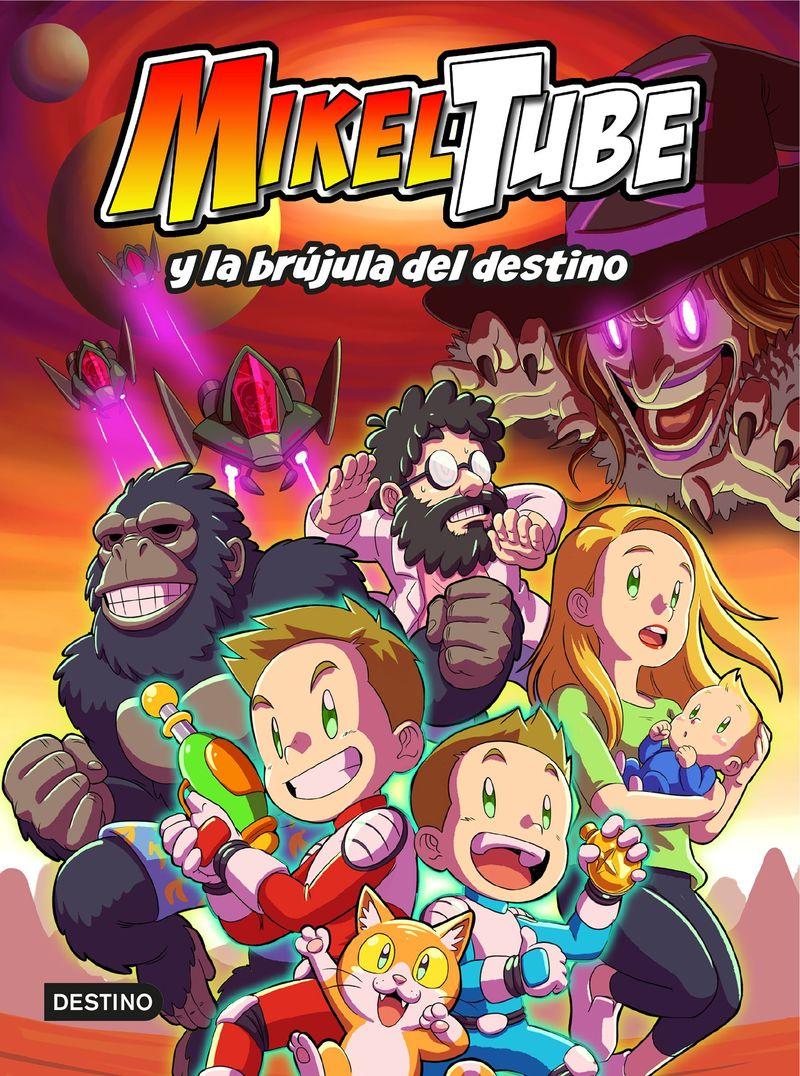 Mikeltube 1 Y La Brujula Del Destino - Mikeltube