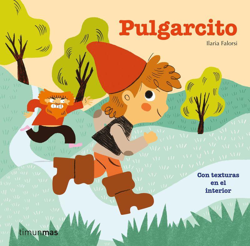 PULGARCITO - CON TEXTURAS EN EL INTERIOR