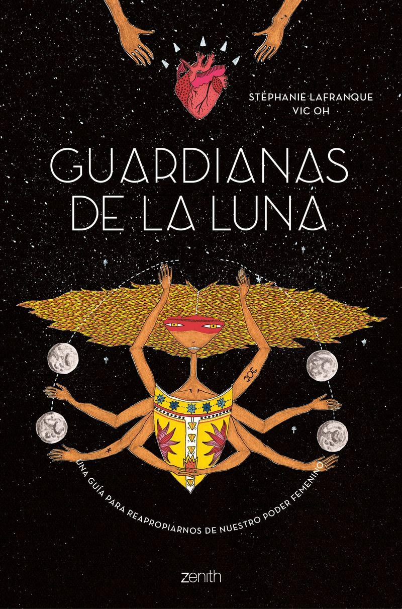 Guardianes De La Luna - Stephanie Lafranque / Vic Oh