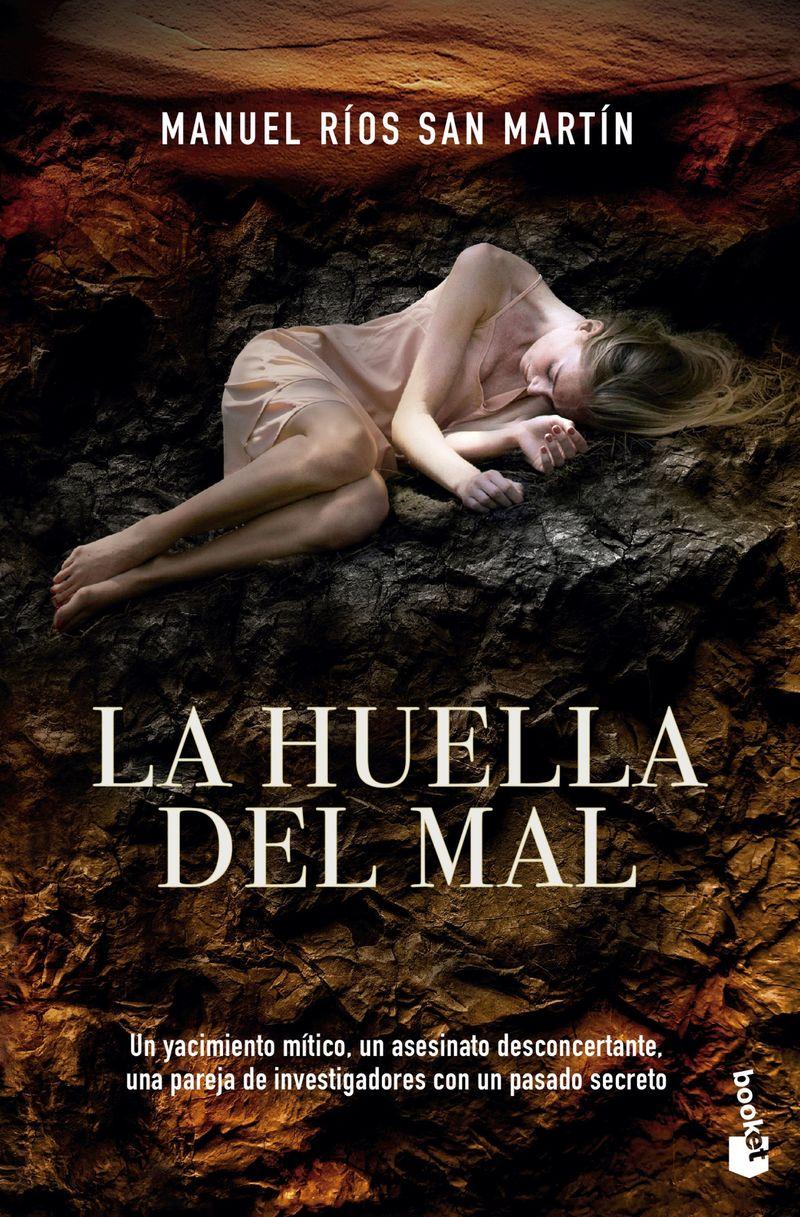 La huella del mal - Manuel Rios San Martin