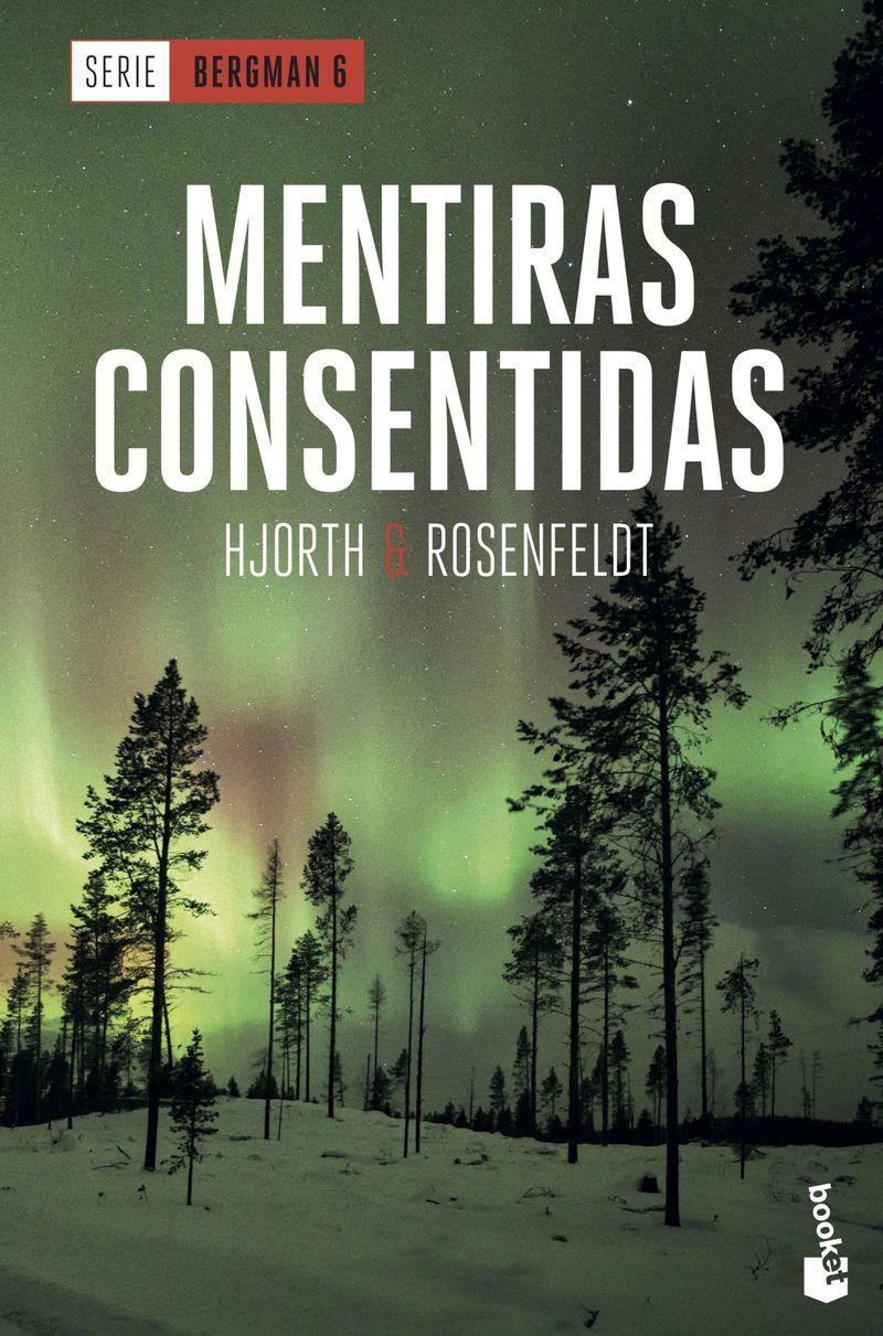 Mentiras Consentidas (bergman 6) - Michael Hjorth / Hans Rosenfeldt