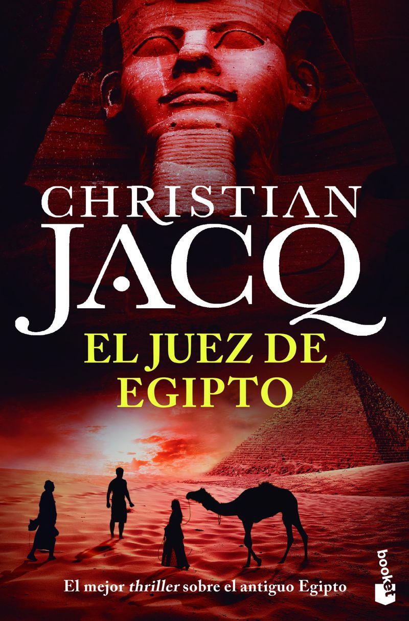 el juez de egipto - Christian Jacq