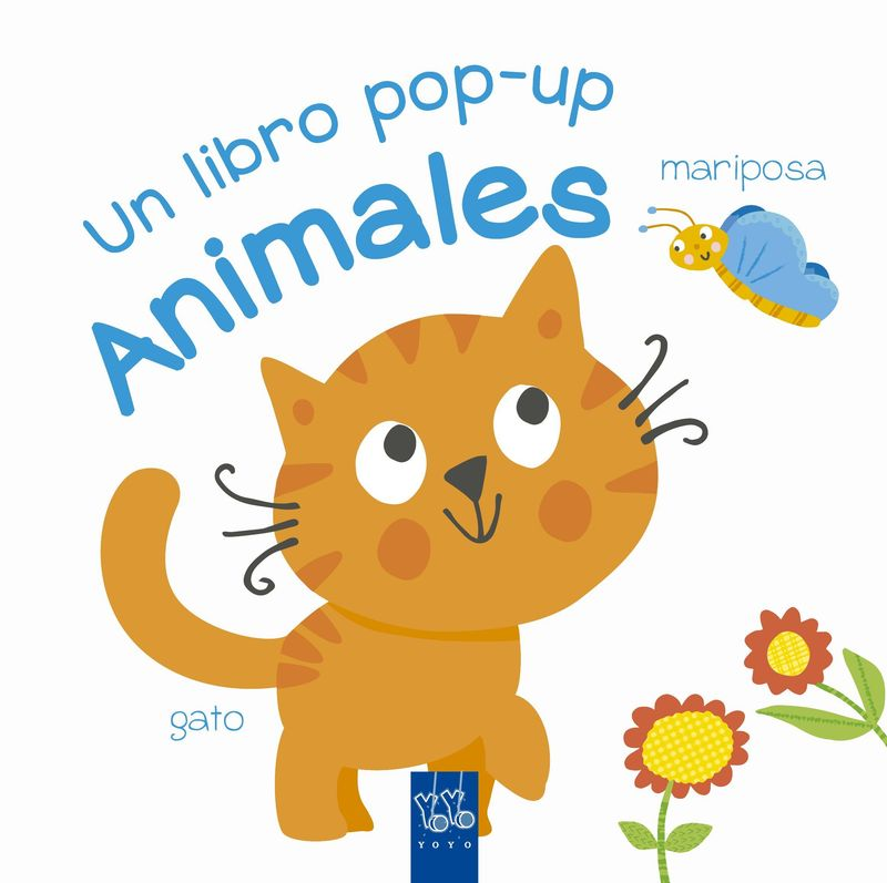 ANIMALES - POP-UP