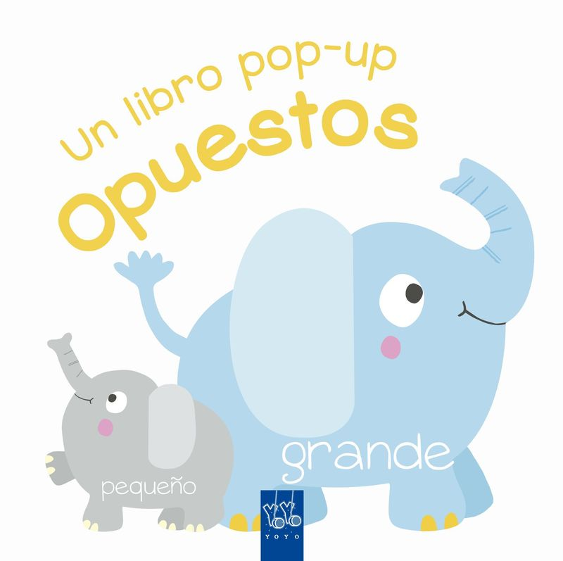 OPUESTOS - POP-UP
