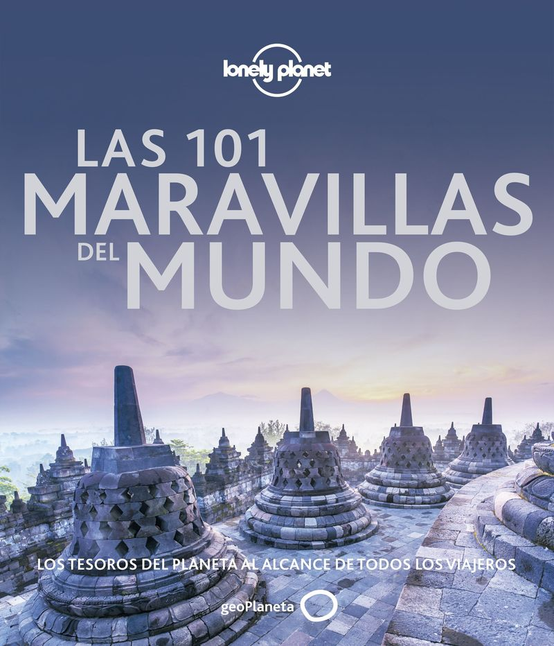 101 MARAVILLAS DEL MUNDO, LAS (LONELY PLANET)