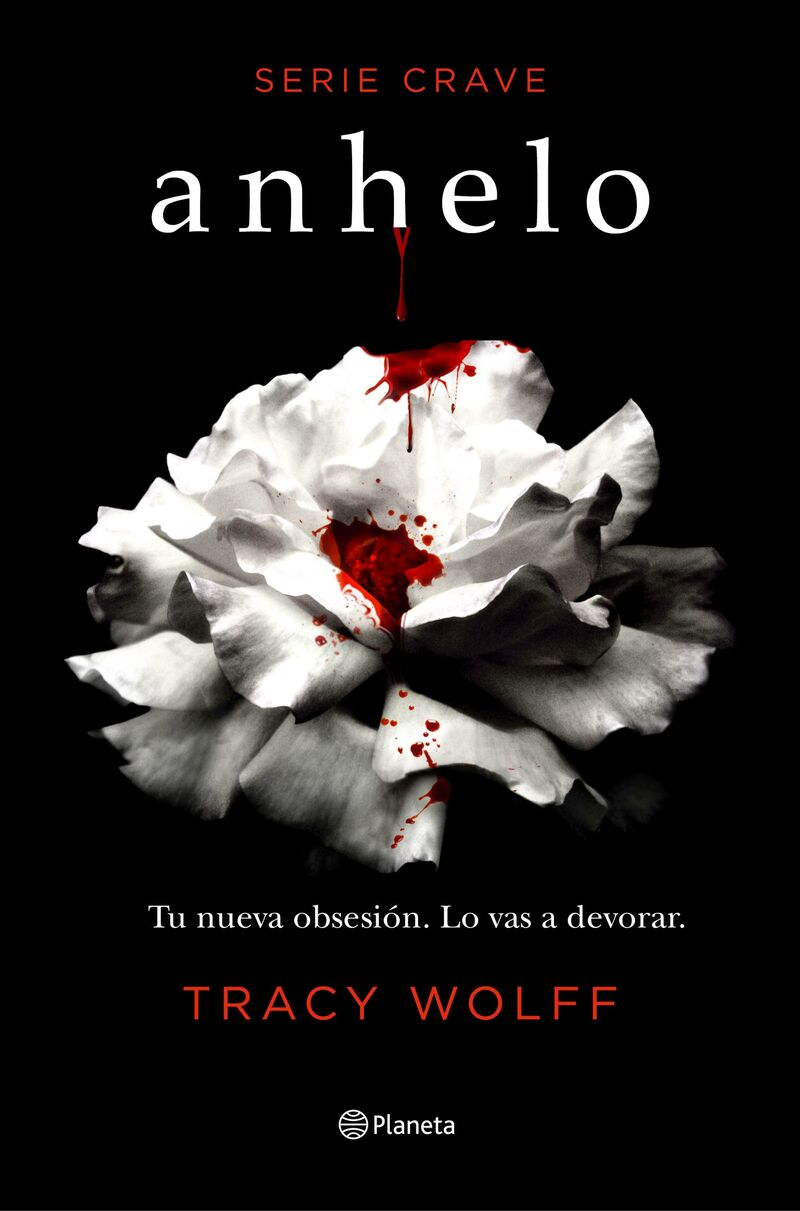 Anhelo (serie Crave 1) - Tracy Wolff