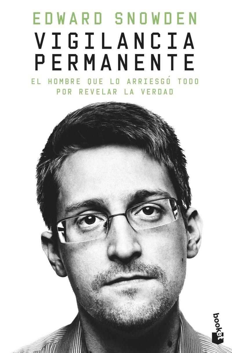 Vigilancia Permanente - Edward Snowden