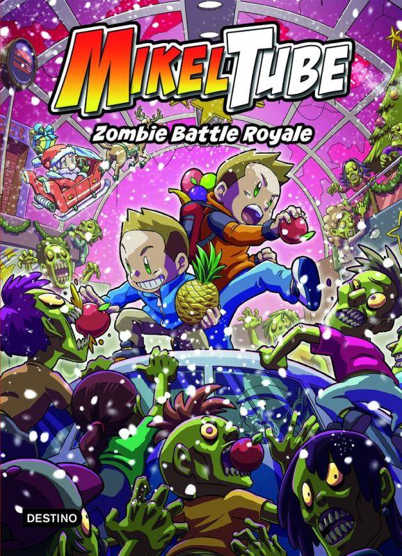 mikeltube 3 - zombie battle royale - Mikeltube