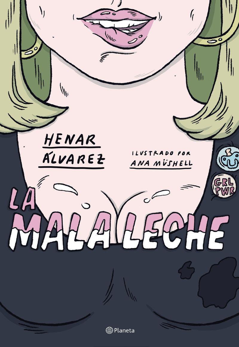 La mala leche - Henar Alvarez