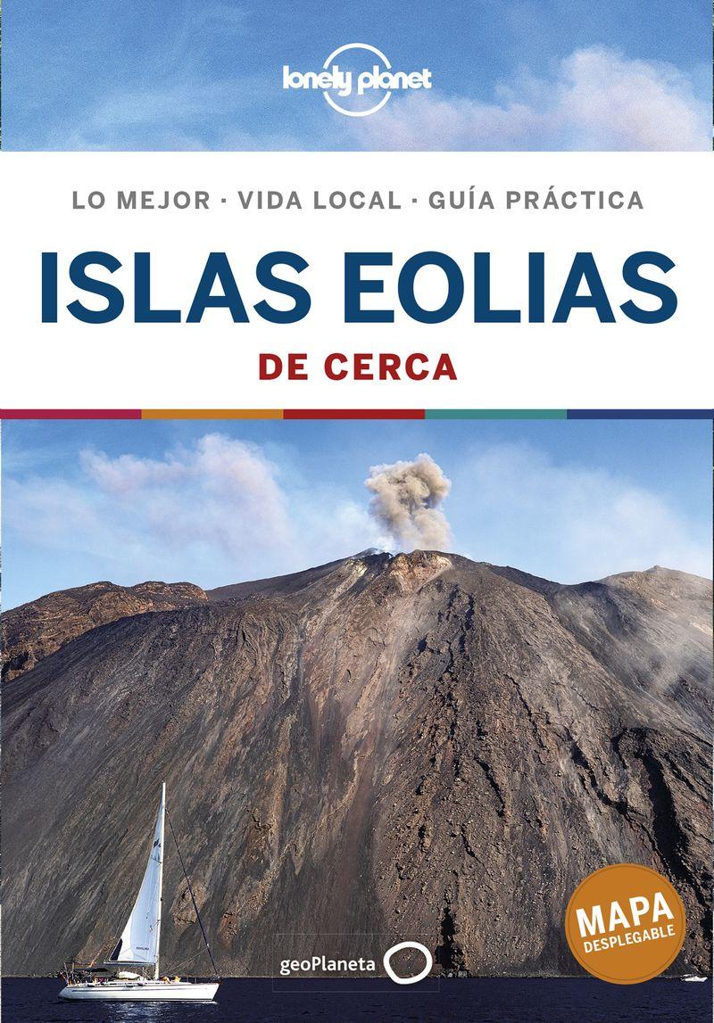 islas eolias - de cerca (lonely planet) - Giacomo Bassi