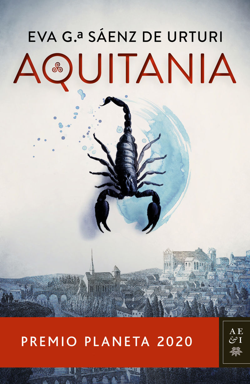 AQUITANIA (PREMIO PLANETA 2020)