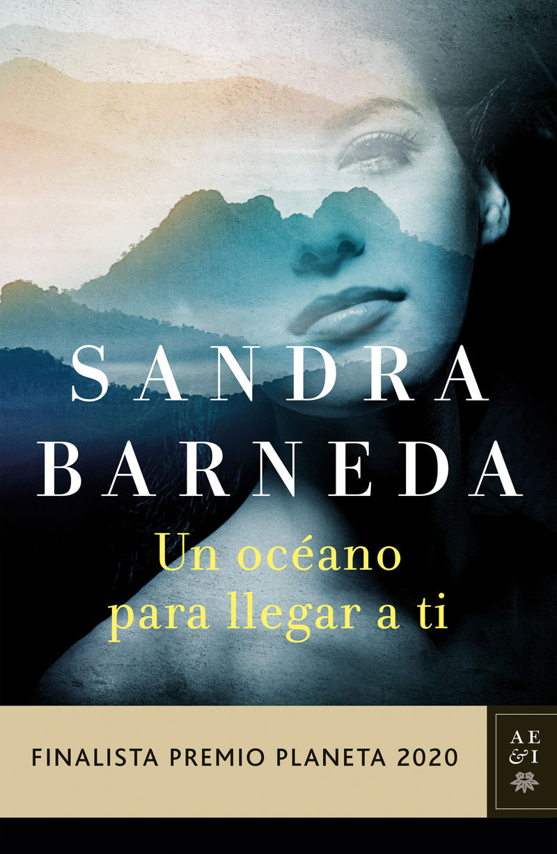 Oceano Para Llegar A Ti, Un (finalista Premio Planeta 2020) - Sandra Barneda