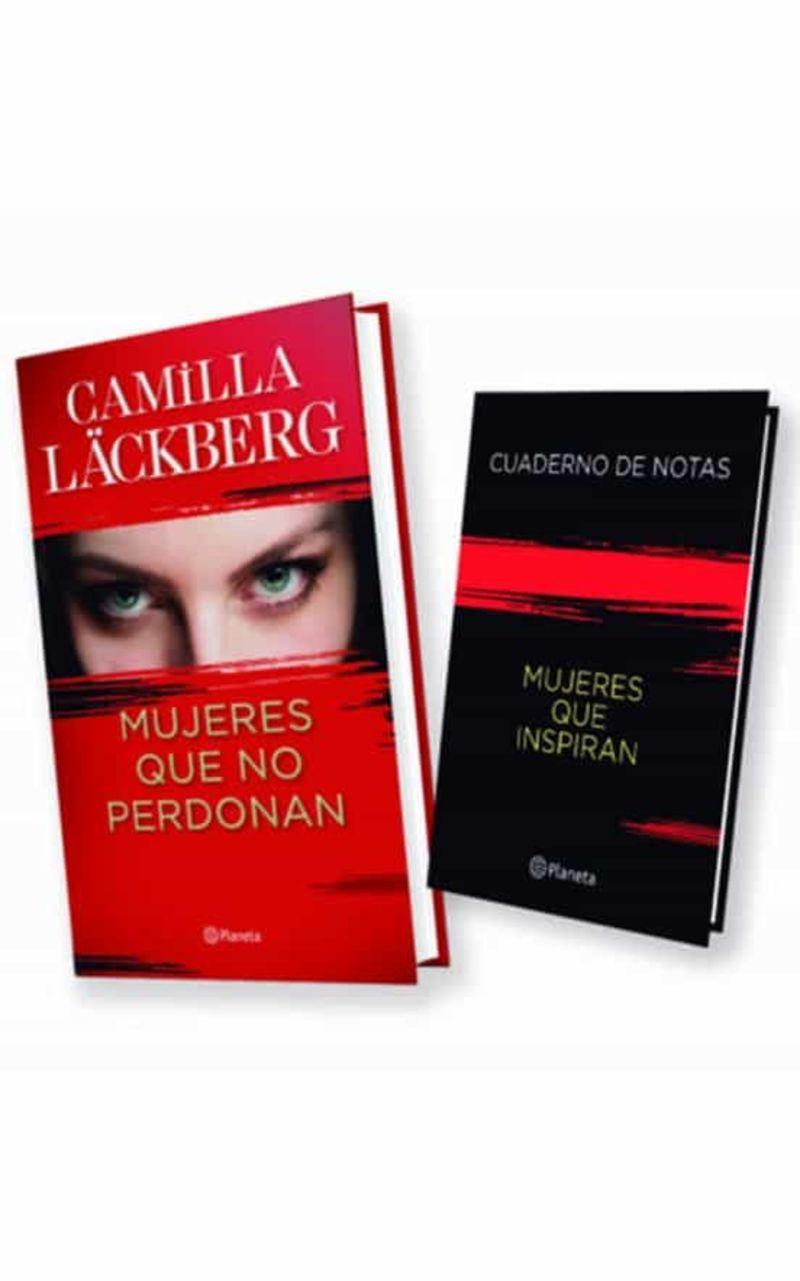 (pack Navidad) - Mujeres Que No Perdonan - Camilla Lackberg