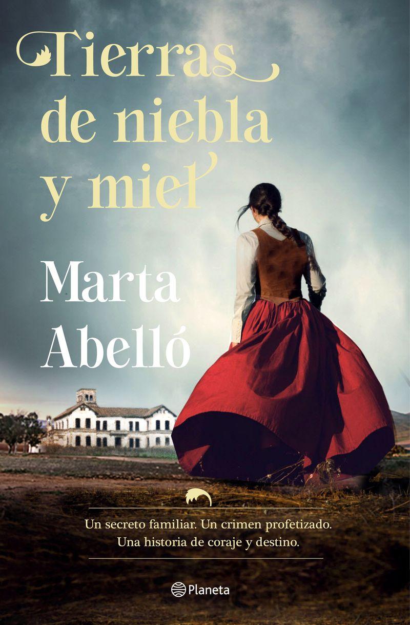 tierras de niebla y miel - Marta Abello