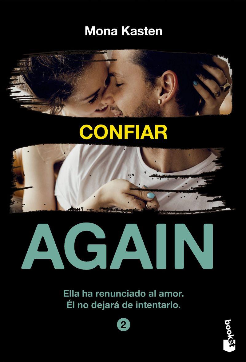 Confiar (serie Again 2) - Mona Kasten