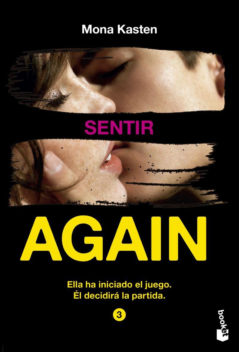 Sentir (serie Again 3) - Mona Kasten