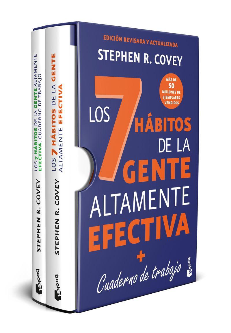 (ESTUCHE) 7 HABITOS DE LA GENTE ALTAMENTE EFECTIVA, LOS + CUADERNO DE TRABAJO