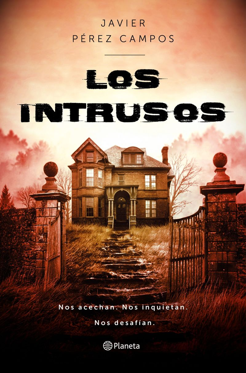 Los intrusos - Javier Perez Campos