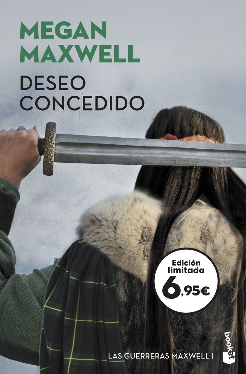 DESEO CONCEDIDO - LAS GUERRERAS MAXWELL 1