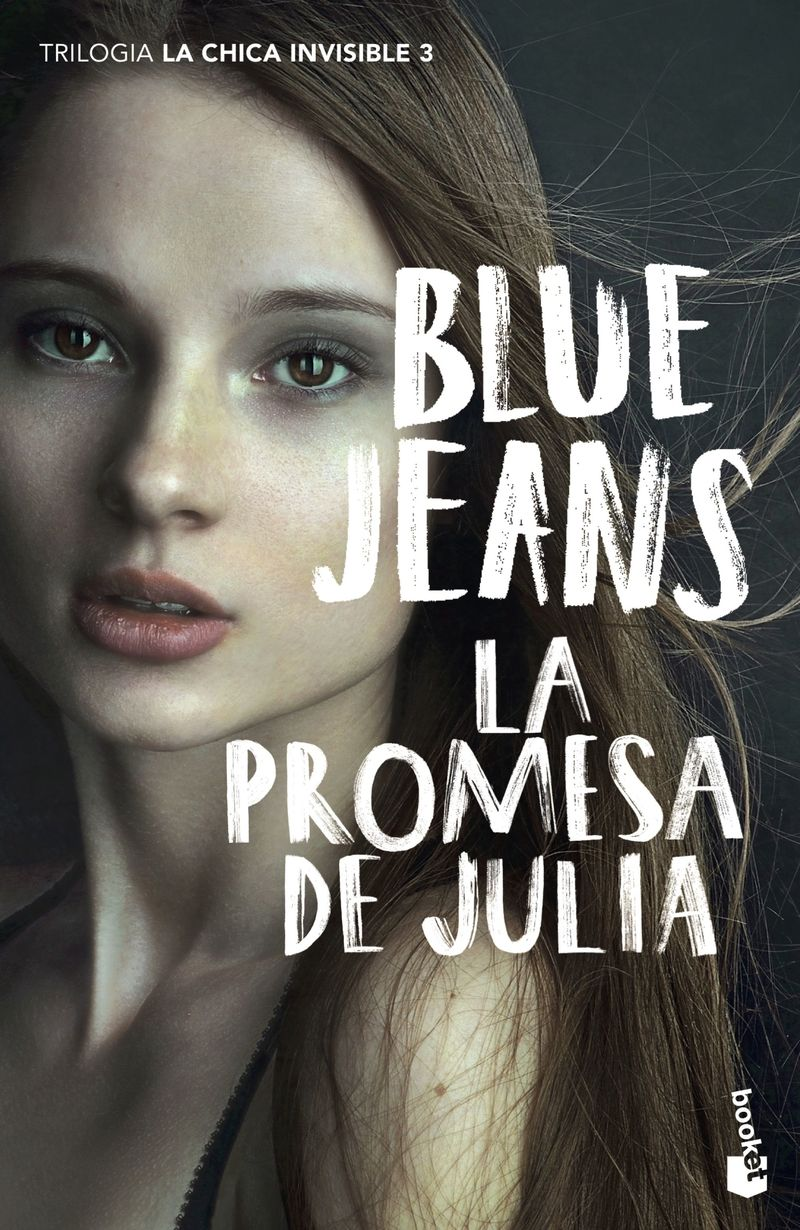 promesa de julia, la (la chica invisible 3) - Blue Jeans