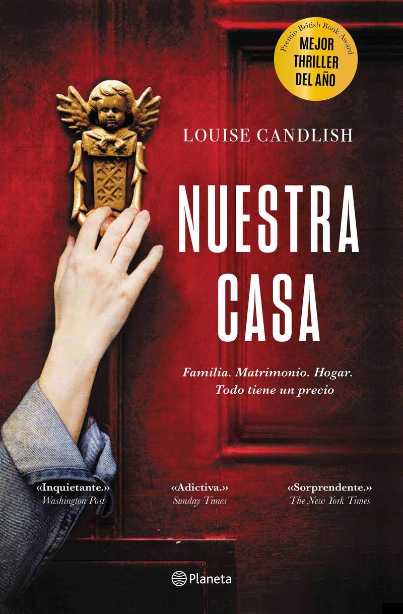 nuestra casa - Louise Candlish