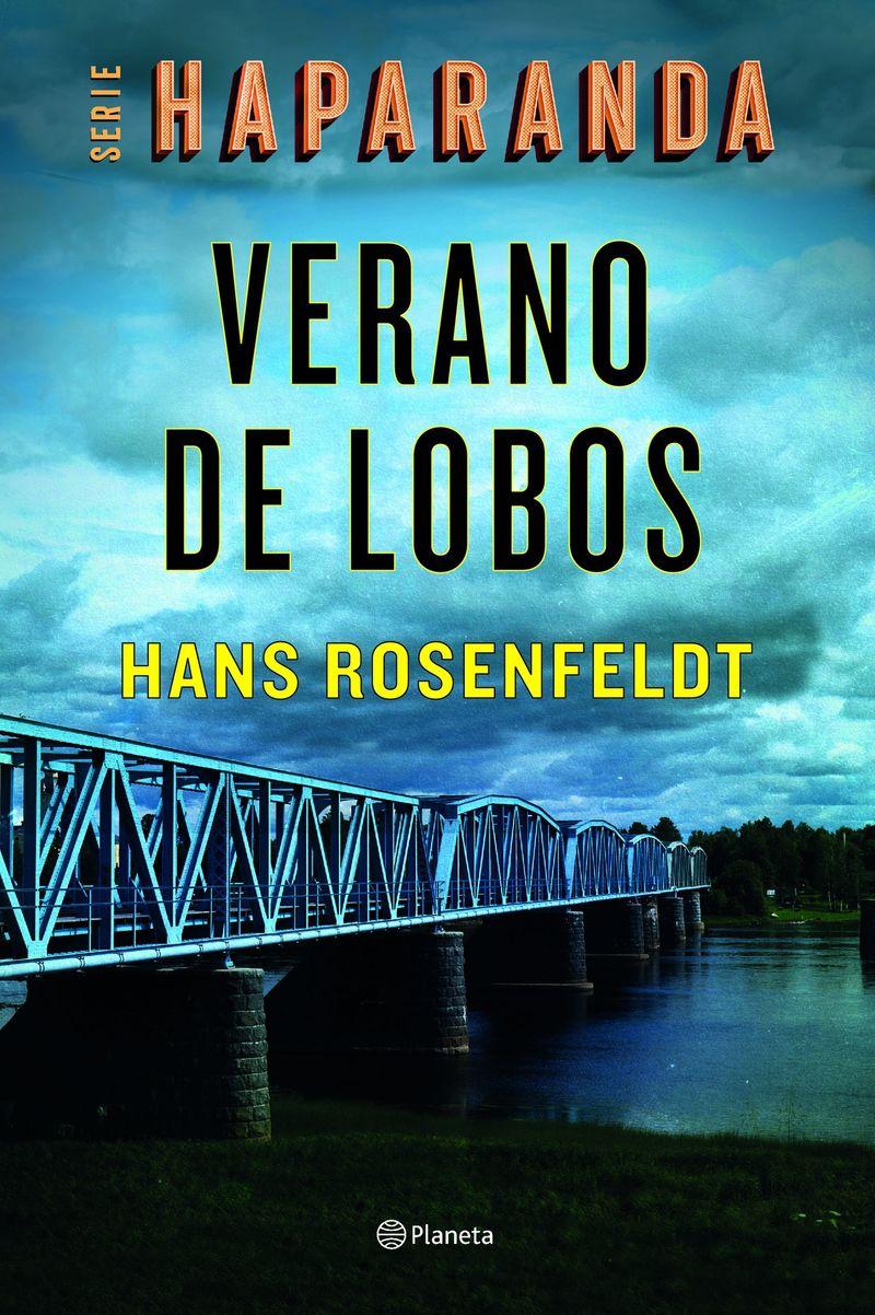verano de lobos (serie haparanda 1) - Hans Rosenfeldt