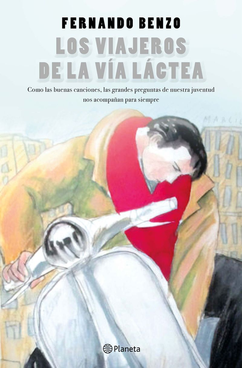los viajeros de la via lactea - Fernando Benzo