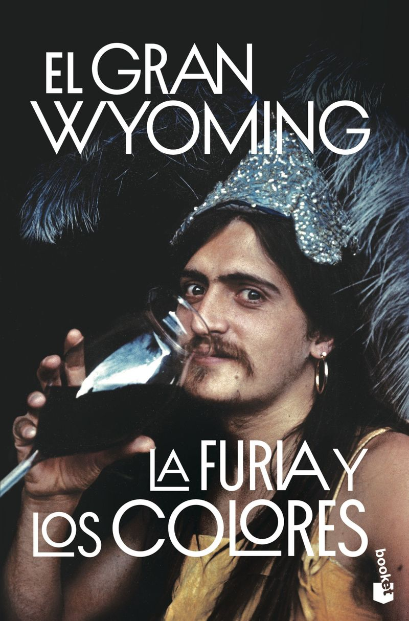 la furia y los colores - drogas, politica y rock & roll - El Gran Wyoming