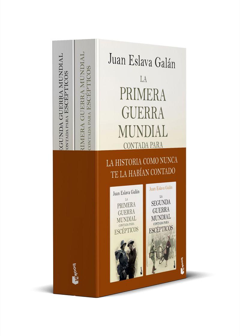 (pack) guerras mundiales contadas para escepticos - Juan Eslava Galan