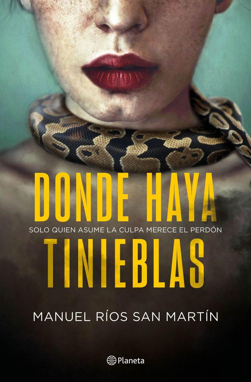 donde haya tinieblas - Manuel Rios San Martin