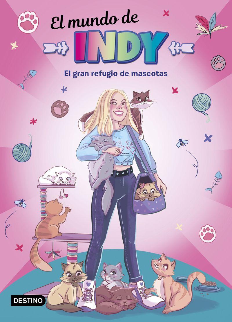 el gran refugio de mascotas - El Mundo De Indy