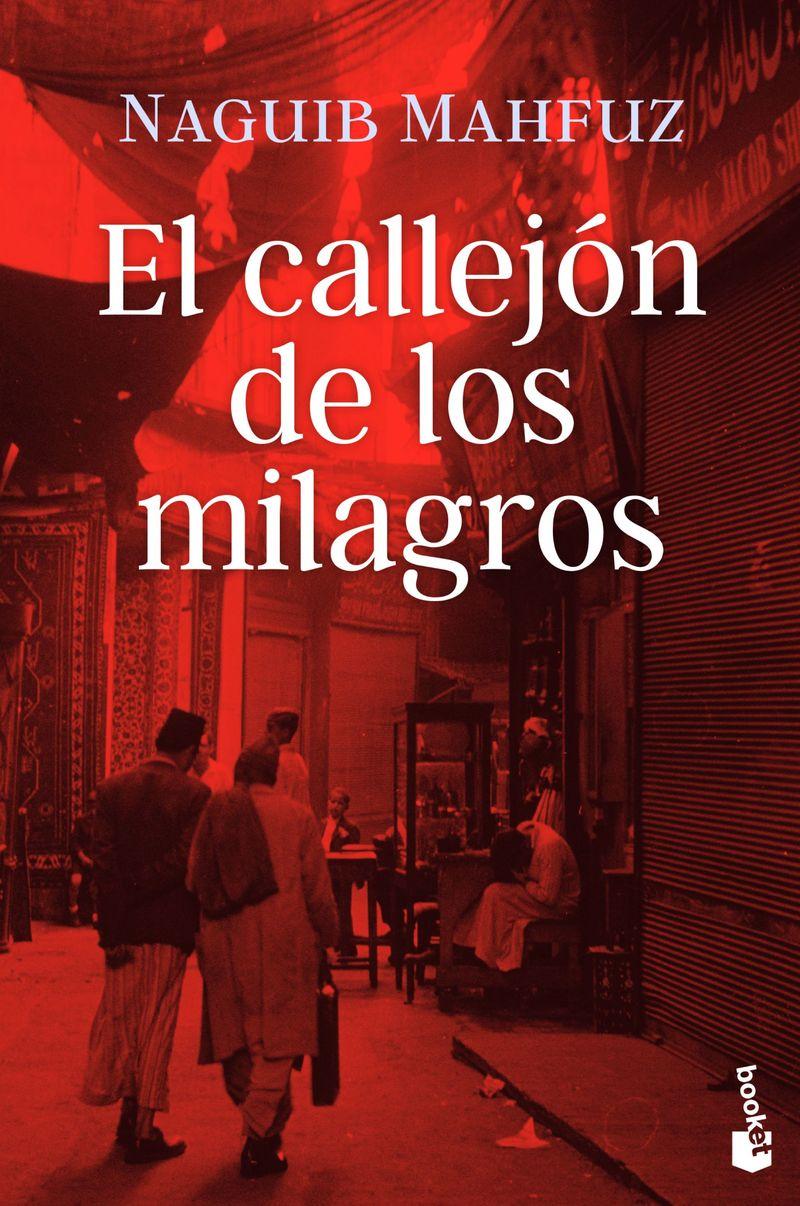 EL CALLEJON DE LOS MILAGROS