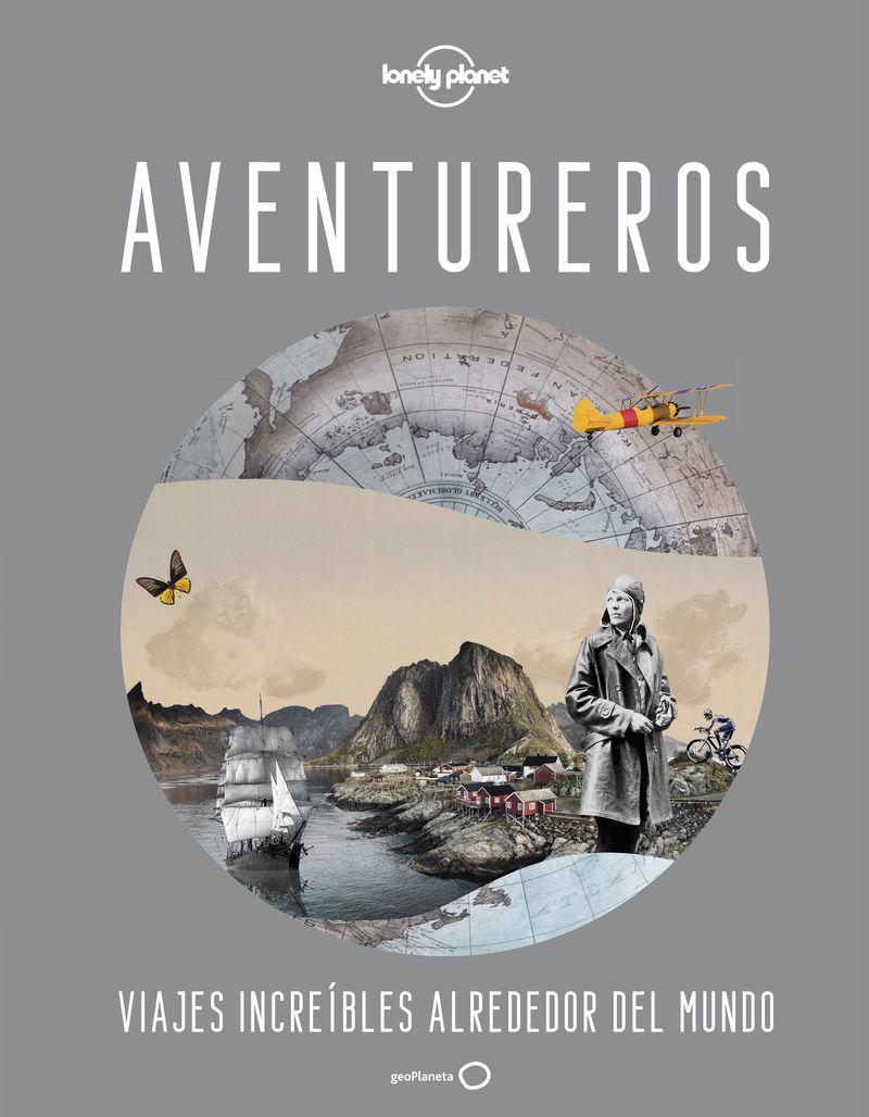 AVENTUREROS (LONELY PLANET)