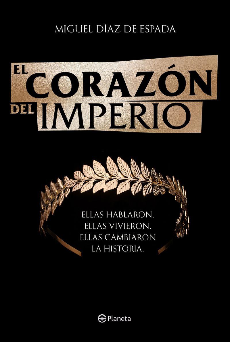EL CORAZON DEL IMPERIO