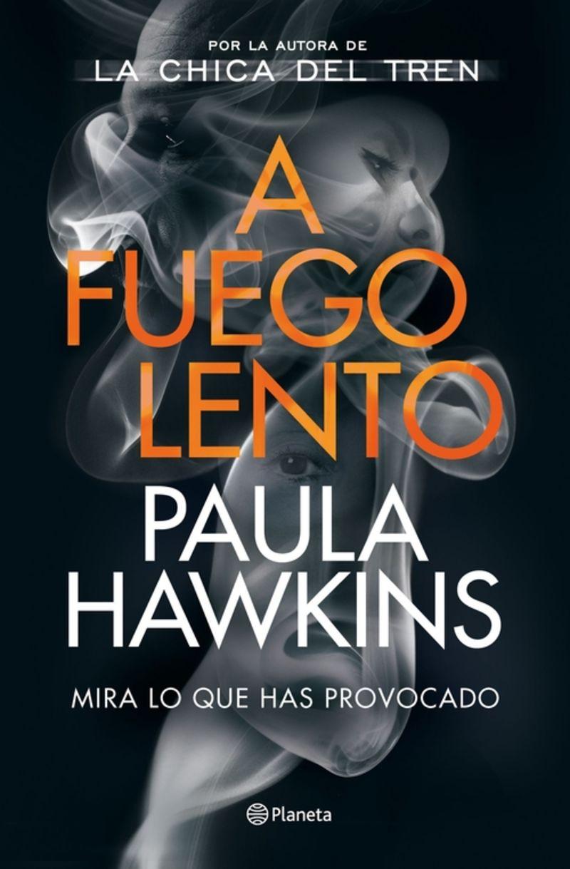 a fuego lento - Paula Hawkins