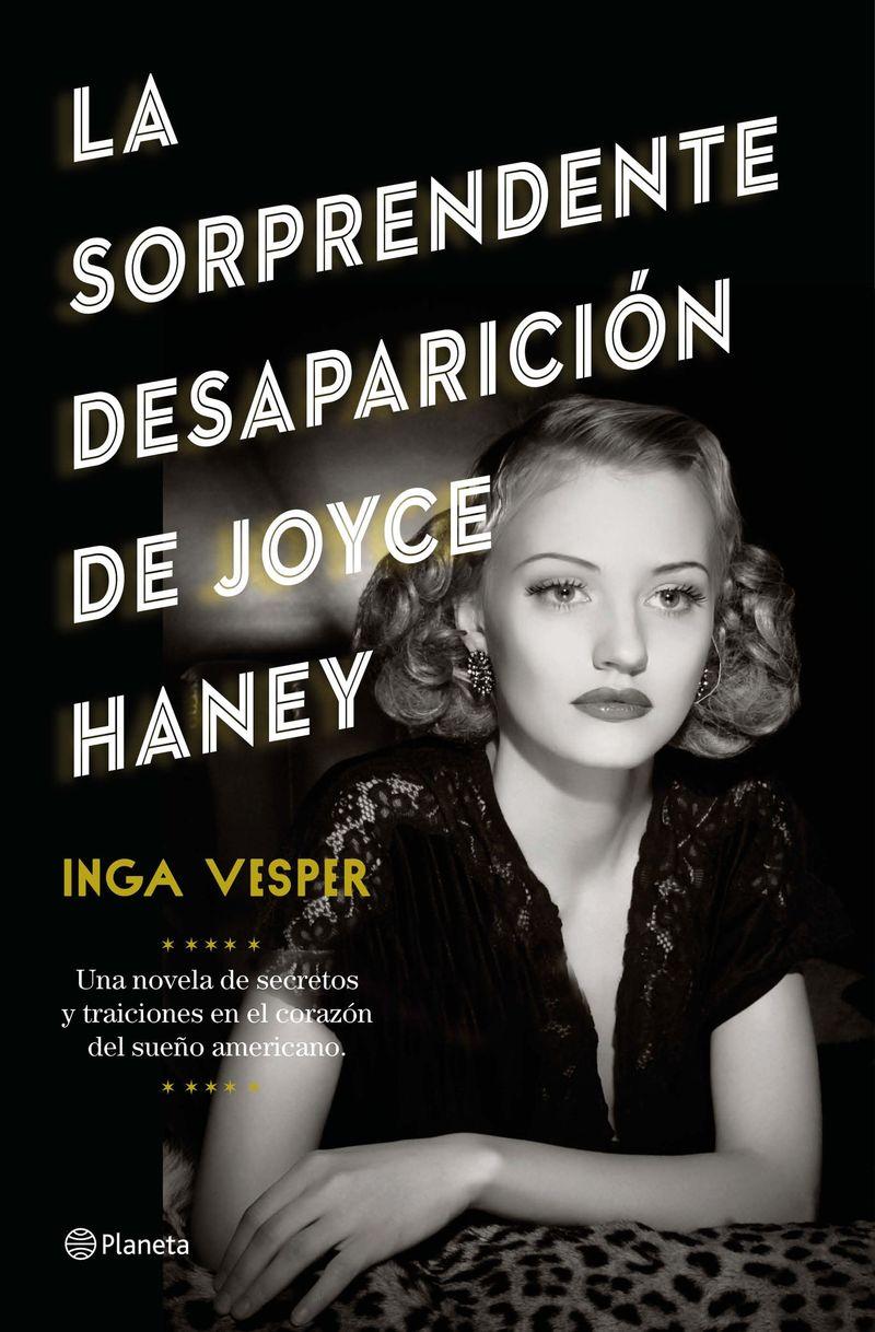 la sorprendente desaparicion de joyce haney - Inga Vesper