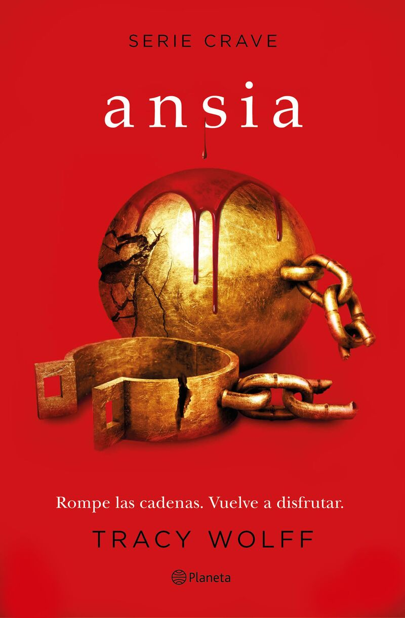ansia (serie crave 3) - Tracy Wolff