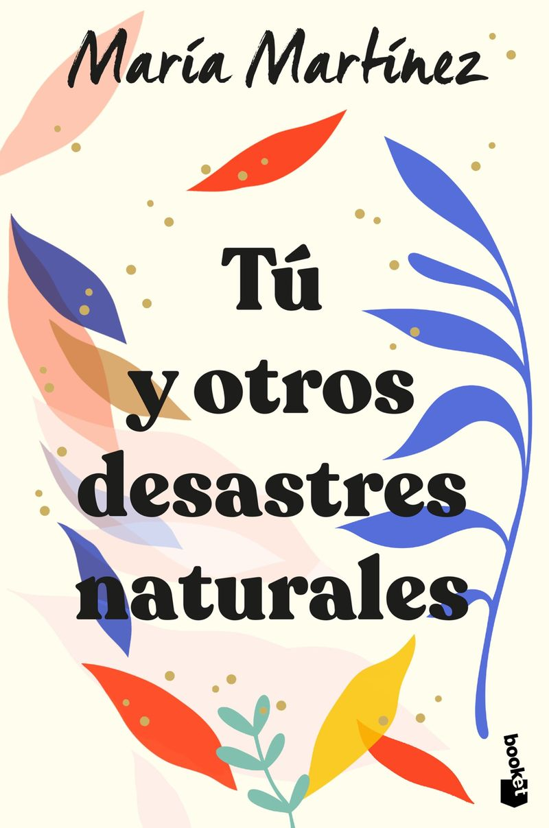 tu y otros desastres naturales - Maria Martinez