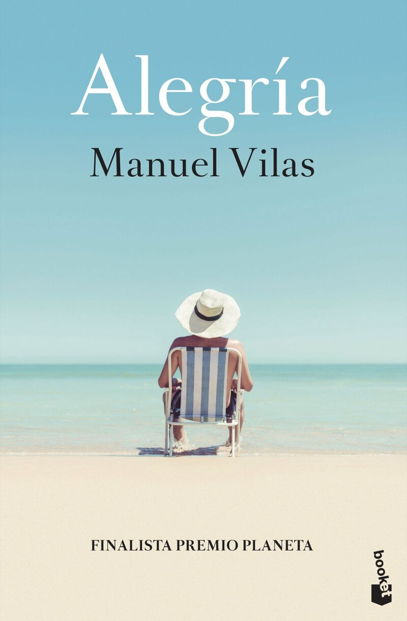 alegria - finalista premio planeta 2019 - Manuel Vilas