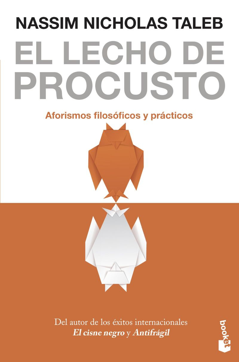 EL LECHO DE PROCUSTO - AFORISMOS FILOSOFICOS Y PRACTICOS