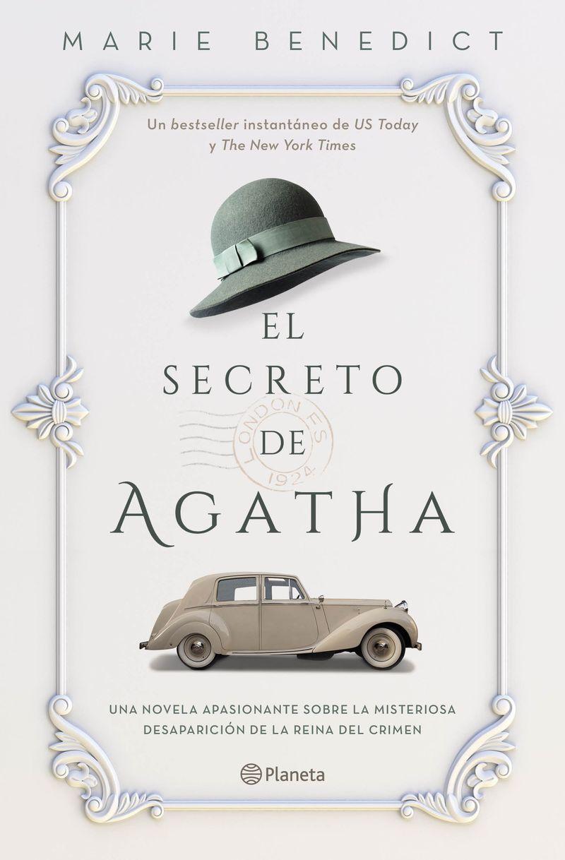 el secreto de agatha - Marie Benedict