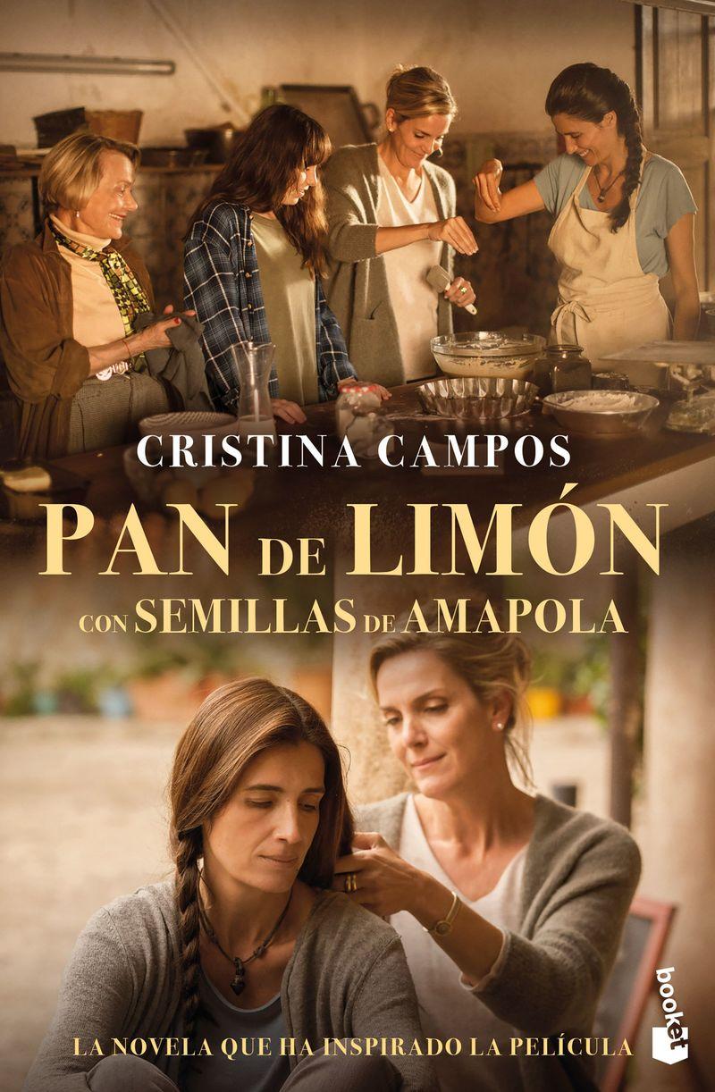 pan de limon con semillas de amapola - Cristina Campos