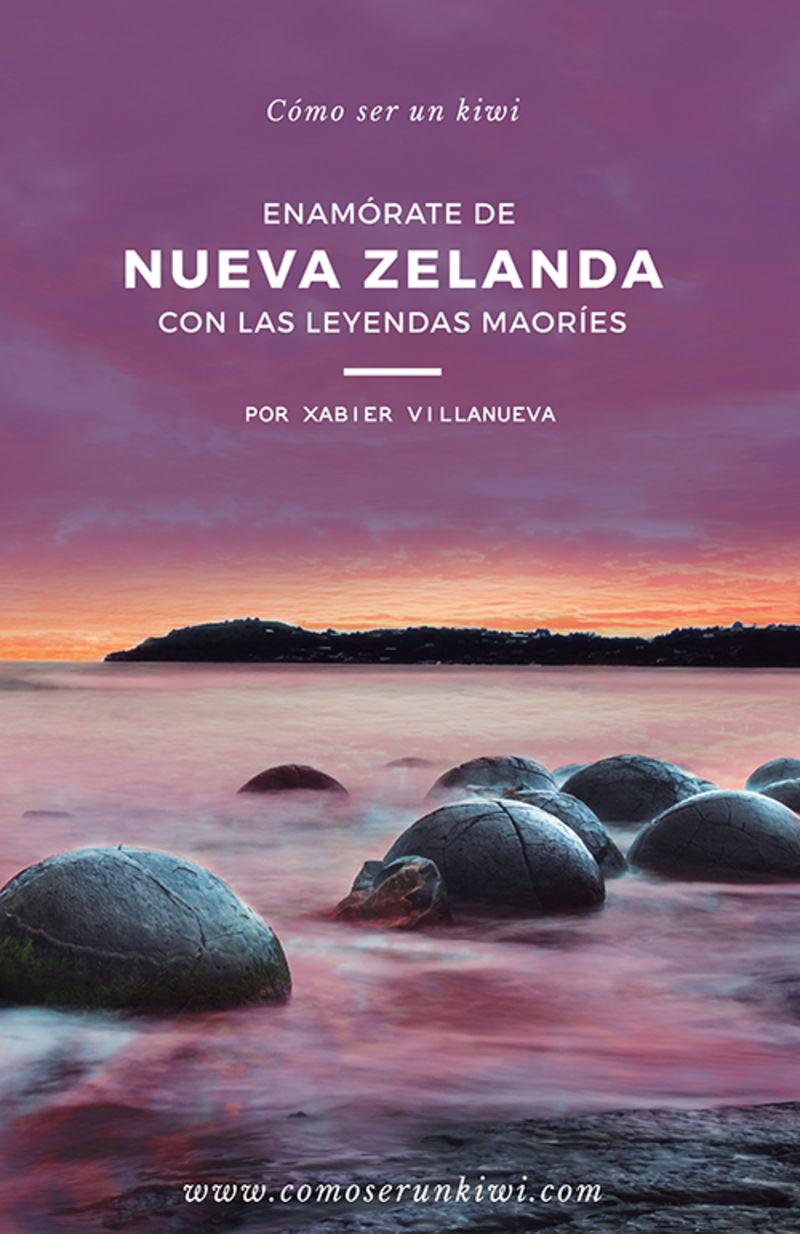 ENAMORATE DE NUEVA ZELANDA CON LAS LEYENDAS MAORIES