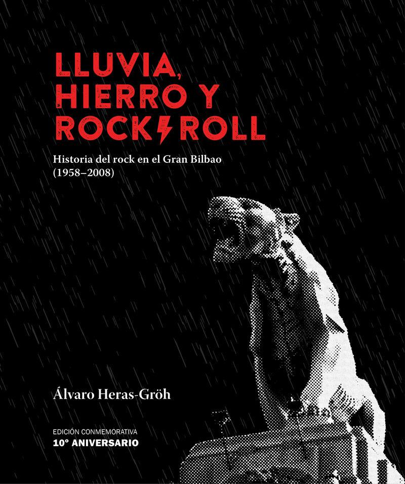 (3 ED) LLUVIA, HIERRO Y ROCK&ROLL